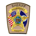 Alleghany County Sheriff's Office and Regional Jail badge