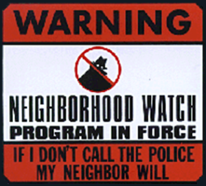 Alleghany County Sheriff's Office and Regional Jail Neighborhood Watch