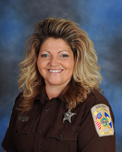Corporal Laura McLain Alleghany County VA Sheriff's Office and Regional Jail