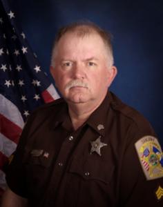 Major J. Terry Cronk Alleghany County VA Sheriff's Office and Regional Jail