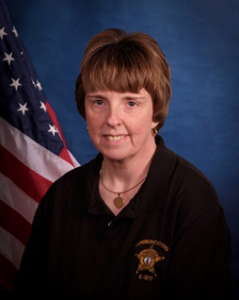 Robin Hall, E911 Coordinator Alleghany County VA Sheriff's Office and Regional Jail
