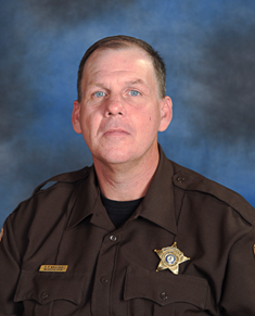 Sergeant David F. Williams, E.R.T. Alleghany County VA Sheriff's Office and Regional Jail
